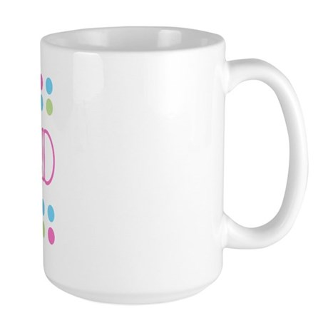 Bridesmaid Large Mug