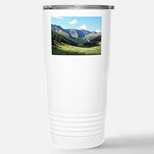 Rocky Mountains Colorado Travel Mug