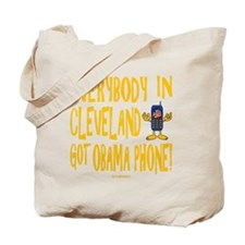 Obama Phone Tote Bag