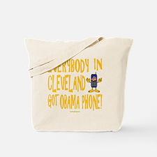 Obama Phone Tote Bag