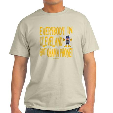 Obama Phone Light T-Shirt