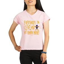 Obama Phone Performance Dry T-Shirt