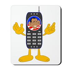 Obama Phone Mousepad