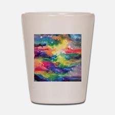 Cosmos Puzzle Shot Glass