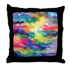 Cosmos Puzzle Throw Pillow