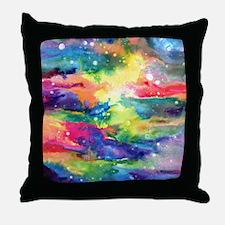 Cosmos Puzzle Throw Pillow