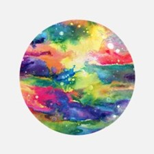 "Cosmos Puzzle 3.5"" Button"