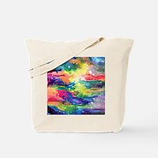 Cosmos Puzzle Tote Bag