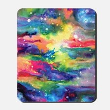 Cosmos Puzzle Mousepad