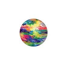 Cosmos Puzzle Mini Button