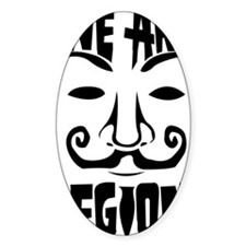 WE ARE LEGION Decal