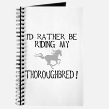Rather...Thoroughbred! Journal