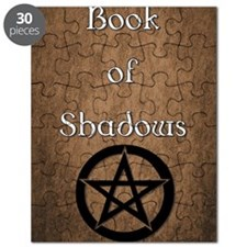 Book of Shadows Puzzle