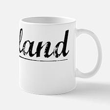 Wayland, Vintage Mug