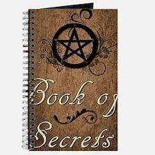 Book of secrets2 Journal