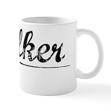 Walker, Vintage Mug