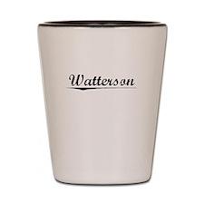 Watterson, Vintage Shot Glass