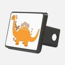 Cutie-Saurus Dinosaur  Hitch Cover