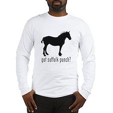 Suffolk Punch Long Sleeve T-Shirt