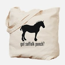 Suffolk Punch Tote Bag
