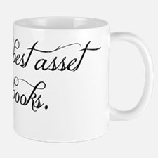 A girls best asset... Mug