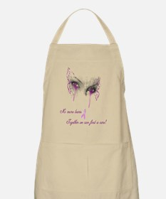 Breast Cancer Awareness - No More Tears Apron