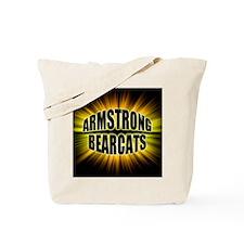 Armstrong Bearcat Band Tote Bag