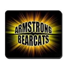 Armstrong Bearcat Band Mousepad