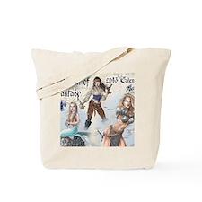 Women of Fantasy 2013 Cal Cvr Tote Bag