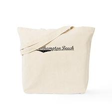 Westhampton Beach, Vintage Tote Bag