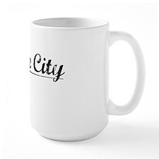 Wayne City, Vintage Mug