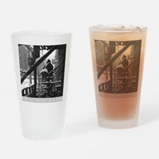 January 1977 - 7th Street and !st A Drinking Glass