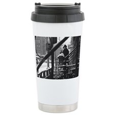 January 1977 - 7th Street and ! Travel Mug