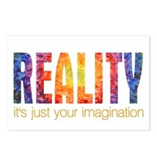 Reality Imagination Postcards (Package of 8)