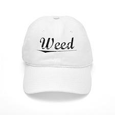 Weed, Vintage Baseball Cap