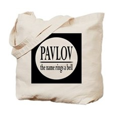 pavlovbutton Tote Bag