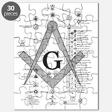 Masonic Bodies Puzzle