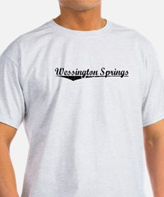 Wessington Springs, Vintage T-Shirt