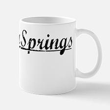 Whiskey Springs, Vintage Mug