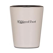 Wildwood Crest, Vintage Shot Glass