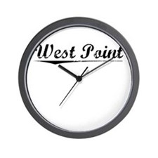 West Point, Vintage Wall Clock