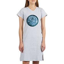 METERCOVER#2 Women's Nightshirt