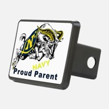 Proud USNA Parent Hitch Cover