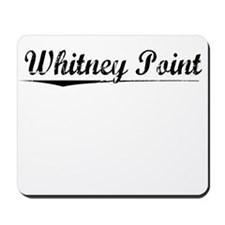 Whitney Point, Vintage Mousepad
