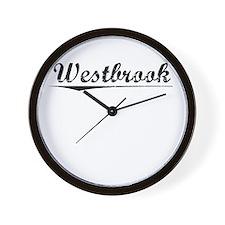 Westbrook, Vintage Wall Clock