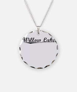 Willow Lake, Vintage Necklace