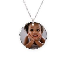 Smiling boy Necklace