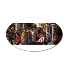 Adoration of the Magi - Botticelli Wall Decal
