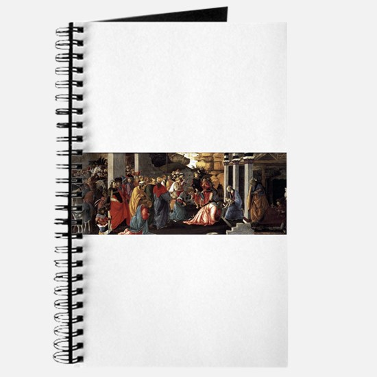 Adoration of the Magi - Botticelli Journal