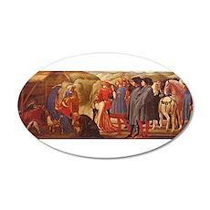 Adoration of the Magi - Masaccio Wall Decal